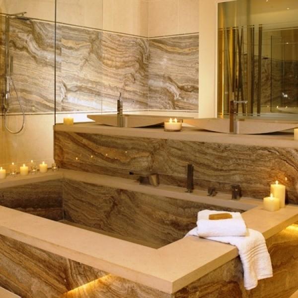 Captivating ... Schieferfußboden Quarzitboden, Fußbodenfliesen, Granitbadezimmer  Baddesign ...